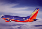 Southwest Airlines unveils new look. (PRNewsFoto)
