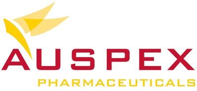 Auspex Pharmaceuticals.  (PRNewsFoto/Auspex Pharmaceuticals)