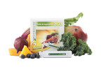 Amway Introduces NUTRILITE Fruits & Vegetables 2GO Twist Tubes