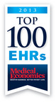 Advanced Data Systems is a Medical Economics™ 2013 Top 100 EHR Vendor