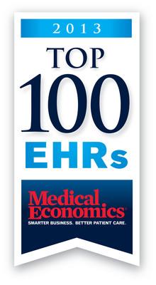 ADS is Recognized as a Medical Economics Top 100 EHR Vendor. (PRNewsFoto/Advanced Data Systems) (PRNewsFoto/ADVANCED DATA SYSTEMS)