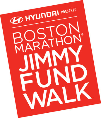 Registration open for Boston Marathon(R) Jimmy Fund Walk, presented by Hyundai, taking place on Sunday, September 25