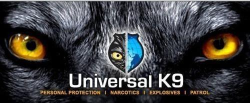 Universal K9 Weapons & Narcotics Dog Training (PRNewsFoto/Universal K9 Inc.)