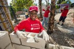 Delta celebrates 12th Global Build with Habitat for Humanity International in Mexico.