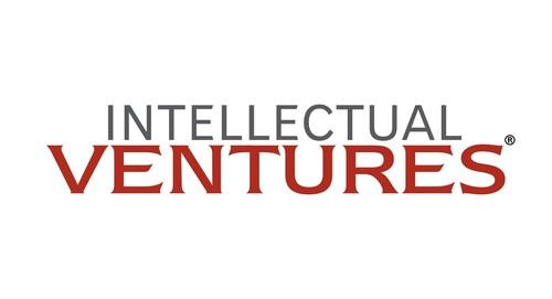 Intellectual Ventures logo. (PRNewsFoto/Vlingo Corporation)