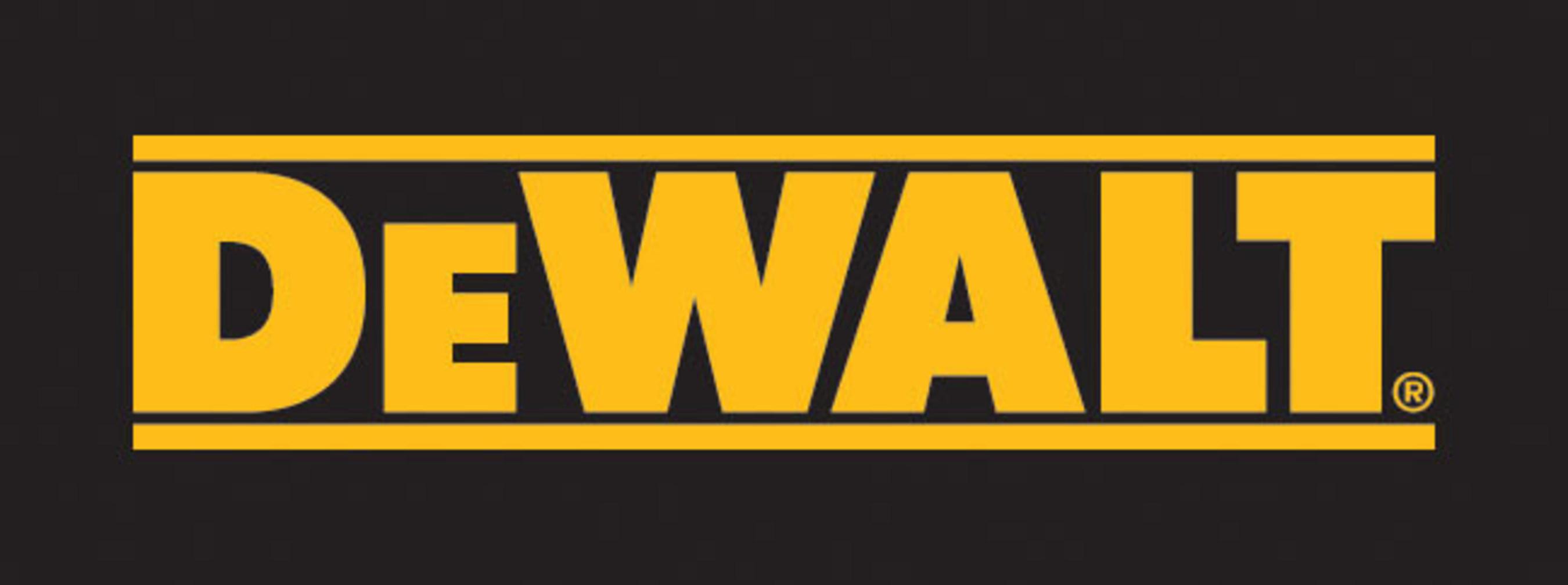 DEWALT' Announces Tool Connect Inventory Management System