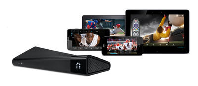 Slingbox 500: The Perfect Gift for Grads and Dads.  (PRNewsFoto/Sling Media, Inc.)