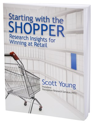 """Starting with the Shopper"" Book from Scott Young"