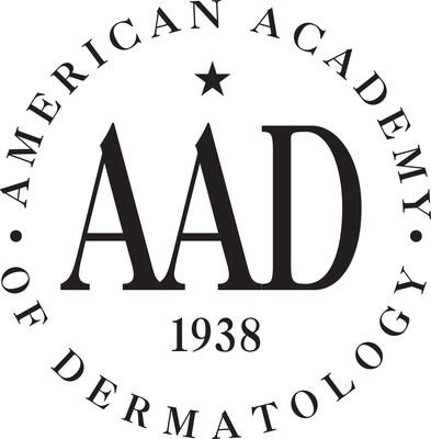 American Academy of Dermatology. (PRNewsFoto/American Academy of Dermatology) (PRNewsFoto/American Academy of Dermatology)