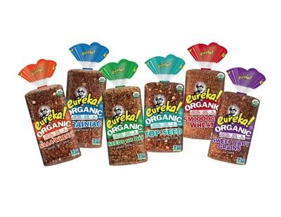 eureka!(R) Organic Bread Varieties