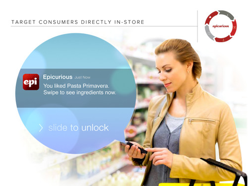 Conde Nast's Epicurious Becomes First Media Brand to Leverage Beacons In Stores, Joins inMarket