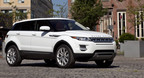 Pricing & Fuel Economy Announced for the All-New 2012 Range Rover Evoque
