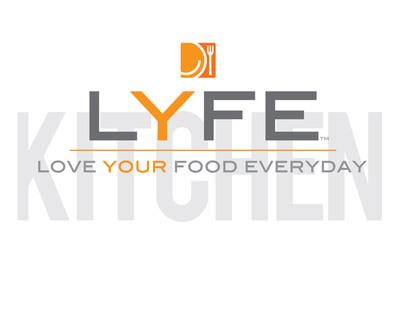 LYFE Kitchen logo.    (PRNewsFoto/LYFE Kitchen)