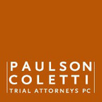 Paulson Coletti Trial Attorneys PC serving Oregon and Washington.  (PRNewsFoto/Paulson Coletti Trial Attorneys PC)