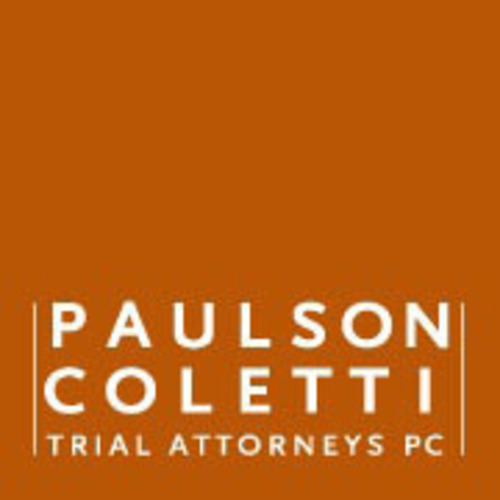 Paulson Coletti Trial Attorneys PC serving Oregon and Washington.  (PRNewsFoto/Paulson Coletti Trial Attorneys PC)