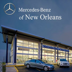 Car Repair Service in New Orleans.  (PRNewsFoto/Mercedes-Benz of New Orleans)