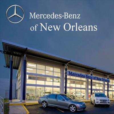 Car Repair Service in New Orleans.  (PRNewsFoto/Mercedes-Benz of New Orleans)