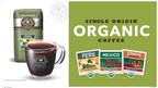 The Coffee Bean & Tea Leaf's new single origin organic coffee varieties
