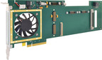 Acromag's New Carrier Cards Interface XMC Mezzanine Modules to PCI Express Bus for PC-based Embedded Systems