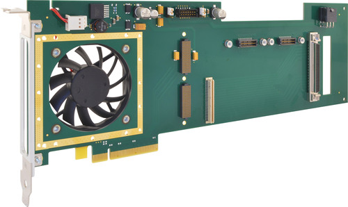 Acromag's New Carrier Cards Interface XMC Mezzanine Modules to PCI Express Bus for PC-based