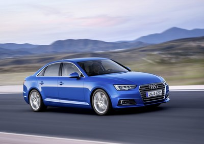 The Audi Group plans to launch more than 20 new or revised models and to continue its growth in 2016. Despite major challenges, the Ingolstadt-based company performed successfully last year and set a new record for unit sales with 1,803,246 automobiles. (PRNewsFoto/Audi AG)