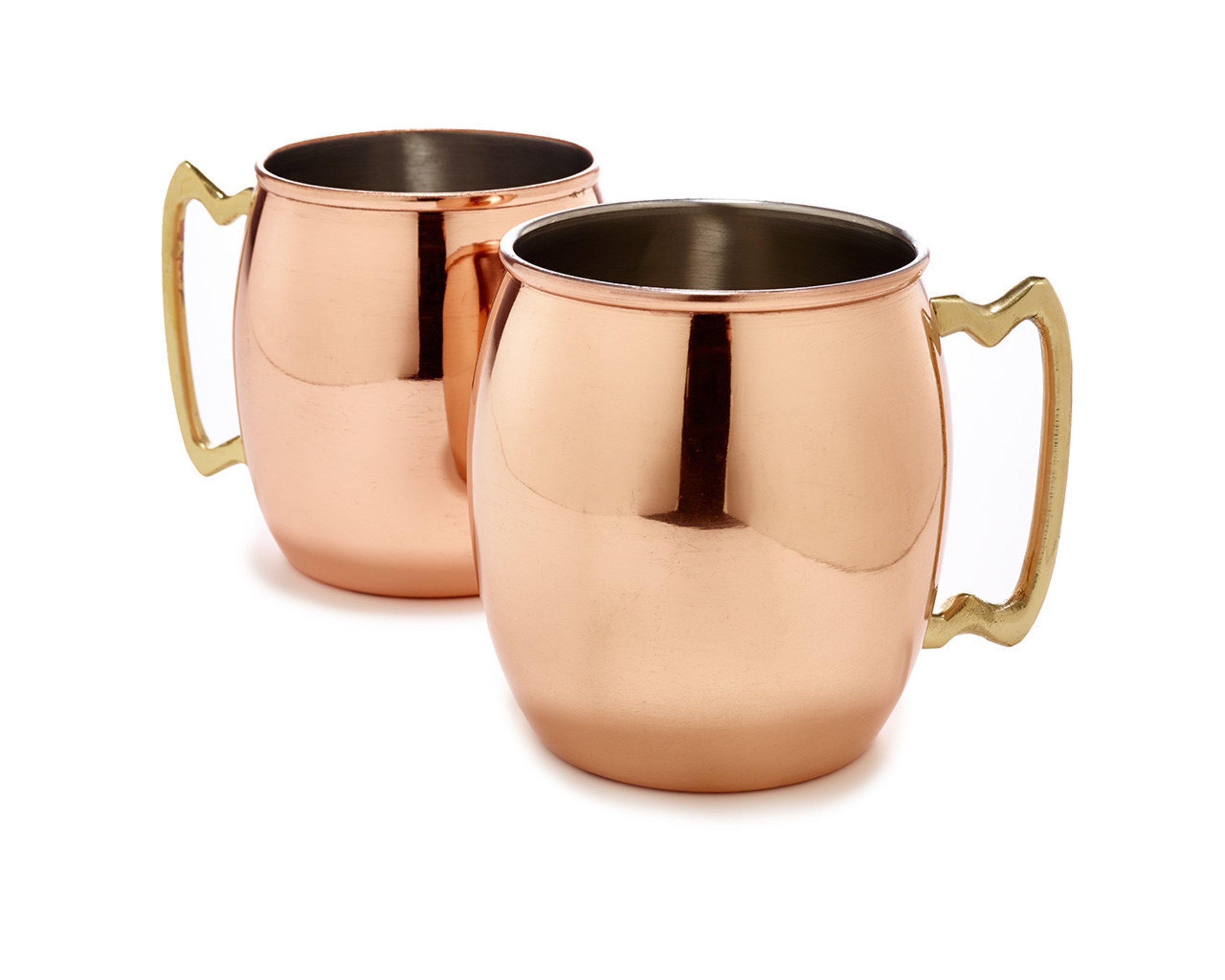 Copper Moscow Mule Mugs - T.J.Maxx
