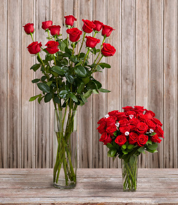The Bachelor Collection offers a carefully curated assortment, including stunning three-foot roses and the Bachelor Bouquet, available for fans to shop and purchase at ProFlowers.com/Bachelor.
