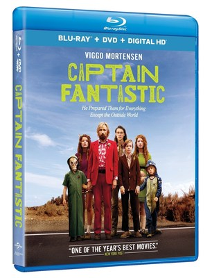 From Universal Pictures Home Entertainment: Captain Fantastic