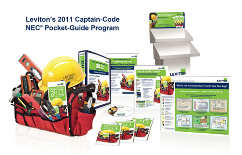 Leviton Unveils 2011 NEC® Code Pocket-Guide, Commences Smart Community Campaign