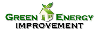 Green Energy Improvement logo.  (PRNewsFoto/Green Energy Improvement)
