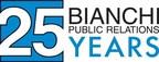 Bianchi_Public_Relations_Inc_25th_Logo