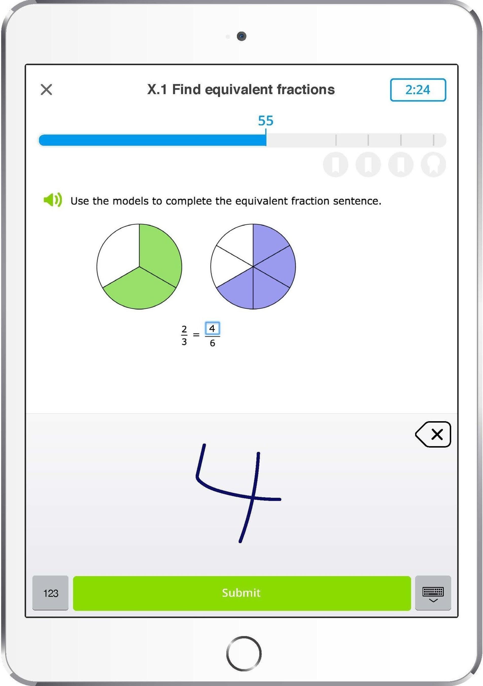 IXL Releases New Version of iPad App with Unprecedented