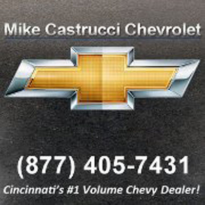 Mike Castrucci Chevrolet has a large selection of new and used cars.  (PRNewsFoto/Mike Castrucci Chevrolet)