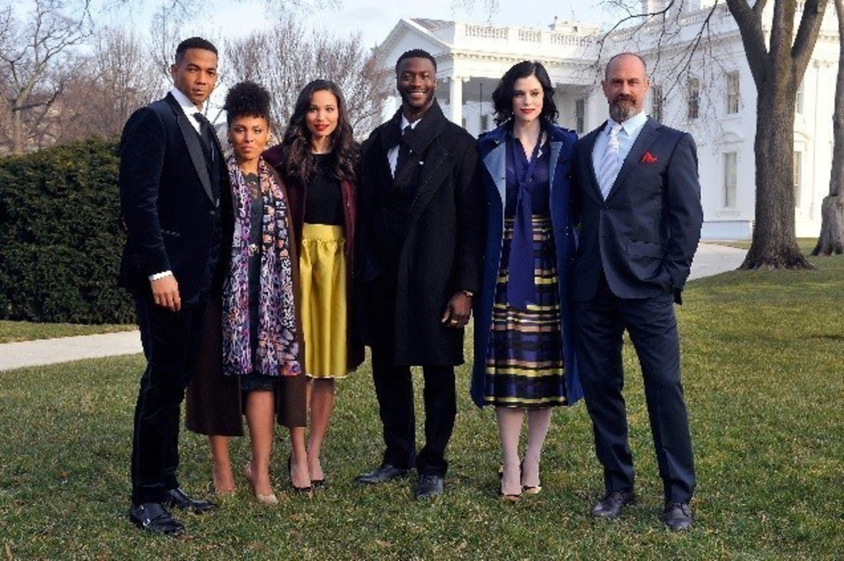 WGN America's 'Underground' Celebrated At The White House During Black History Month Event