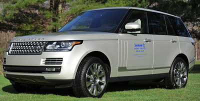 Land Rover Joins 2013 Sentebale Royal Salute Polo Cup as Official Team Partner.  (PRNewsFoto/Land Rover)