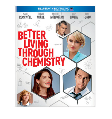 From Universal Studios Home Entertainment: Better Living Through Chemistry
