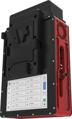 Mobile Viewpoint introduces the world's first ruggedized H265 encoder at NAB 2016
