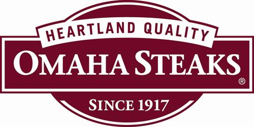Omaha Steaks Logo.  (PRNewsFoto/Omaha Steaks)