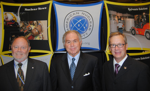 American Nuclear Society Kicks-Off Winter Meeting in Las Vegas