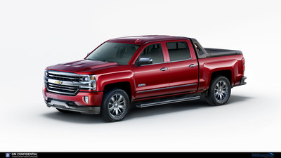 Available on 2017 Silverado LT, LTZ, and High Country trim levels, the High Desert package combines refined exterior styling, an all-new cargo system that is lockable and water resistant and available Magnetic Ride Control suspension on High Country
