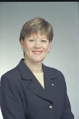 Shelagh Tippet-Fagyas, president of The Leukemia & Lymphoma Society of Canada.  (PRNewsFoto/The Leukemia & Lymphoma Society)