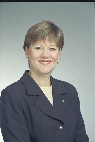 Shelagh Tippet-Fagyas, president of The Leukemia & Lymphoma Society of Canada.  (PRNewsFoto/The Leukemia & ...