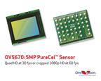 OV5670: OmniVision's newest 5-megapixel PureCel image sensor. (PRNewsFoto/OmniVision Technologies, Inc.)