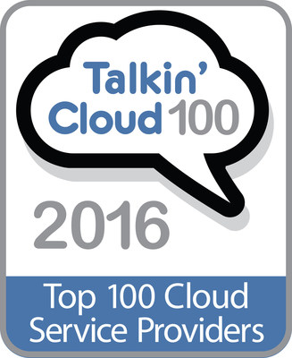 The Talkin' Cloud 2016 Report honors the Top 100 Cloud Services Providers.