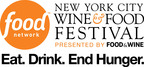 Food Network New York City Wine & Food Festival presented by FOOD & WINE http://nycwff.org/.  (PRNewsFoto/Food Network New York City Wine & Food Festival)