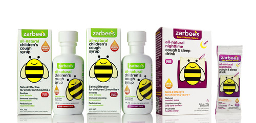 From Zarbee's: How to Safely Treat Your Child's Cough and