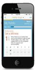WebMD Launches Health Improvement Program for iPhone(R) (PRNewsFoto/WebMD Health Corp.)
