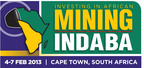 19th Annual Investing in African Mining Indaba - 4-7 February 2013 - Cape Town, South Africa, www.MiningIndaba.com.  (PRNewsFoto/Mining Indaba LLC)