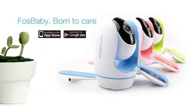 Foscam US introduces Fosbaby - a sleek, light-weight baby camera that provides parents with smart cam technology so they can keep an eye on their baby, kids and pets 24/7 from anywhere. Foscam Digital Technologies LLC (www.foscam.us) is a leading manufacturer and distributor of Foscam Products in the United States, Canada and the UK.