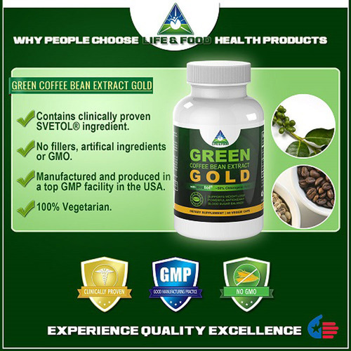 Green Coffee Bean Extract Version SVETOL (R) is Explained in New Article on Life and Food's Website